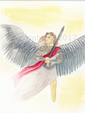 Angels, Angels Everywhere (by Susan M Branz and Ashley D. Bostanic)