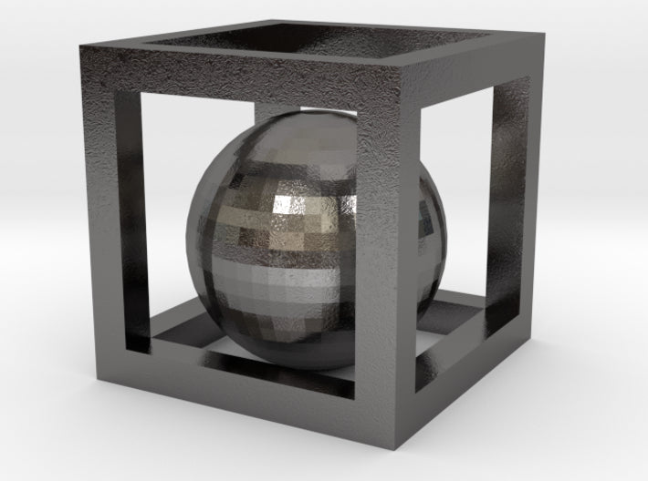 Ball-in-a-Box 3d printed
