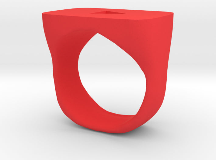 YouTube Ring 3d printed