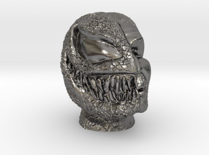 Venom vs. Eddie Brock 3d printed
