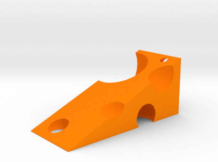 Cheese Wedge 3d printed