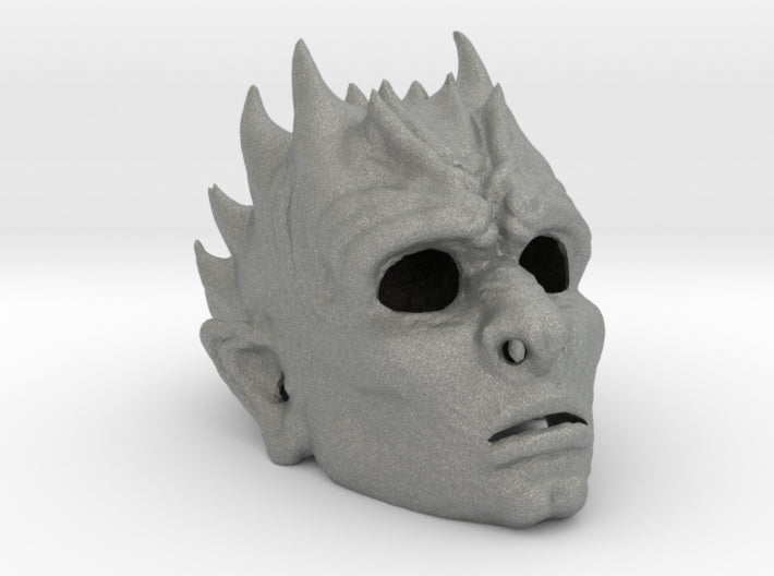 White Walker Mask 3d printed