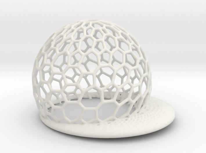 Bubble Hat #2 3d printed