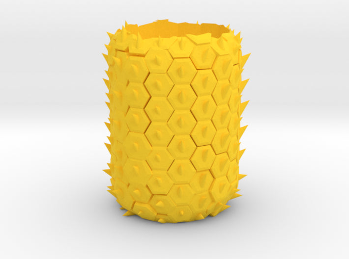 Pineapple Planter 3d printed