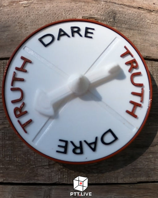 Truth or Dare - Spinner Toy