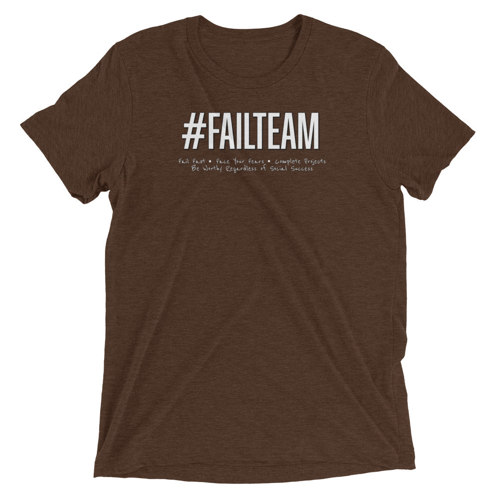 #FailTeam T-Shirt (Bold)