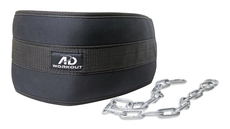AD Workout Weight Belt - AD Workout