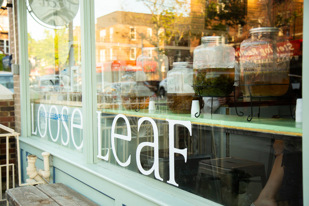 Loose Leaf Tea Shop