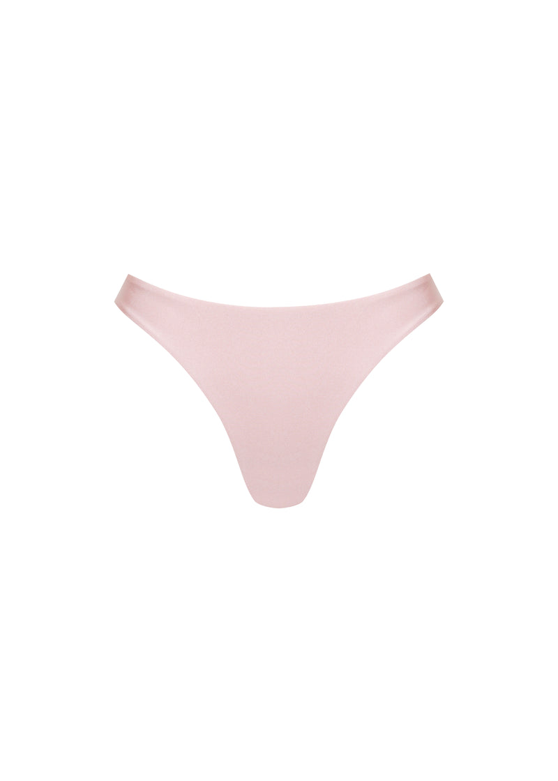 Harper bottom / pink satin