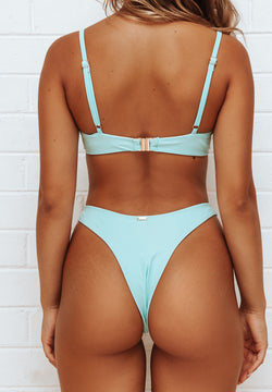 Jasmine bottom / baby blue