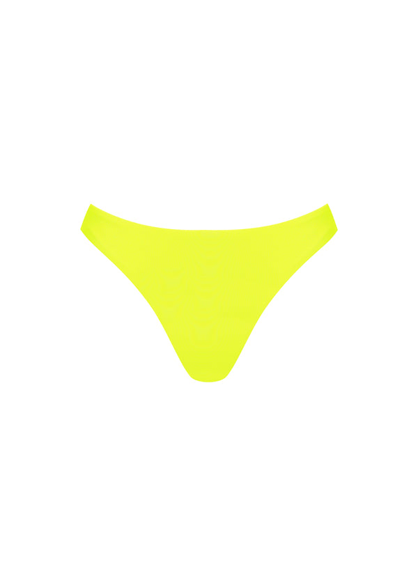 Charmaine bottom / neon yellow