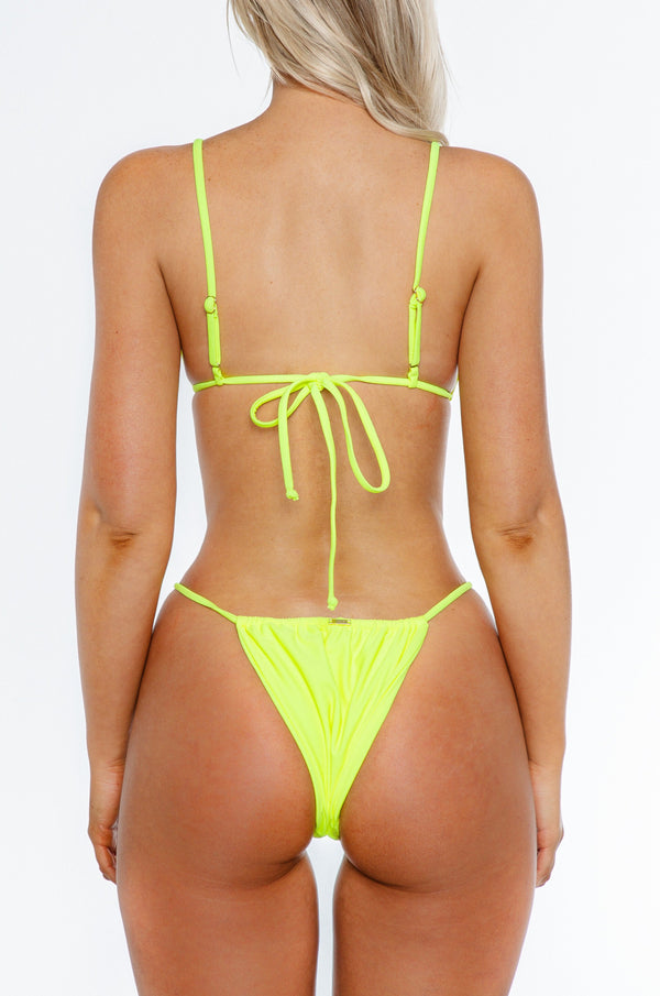 Tamson bottom / neon yellow