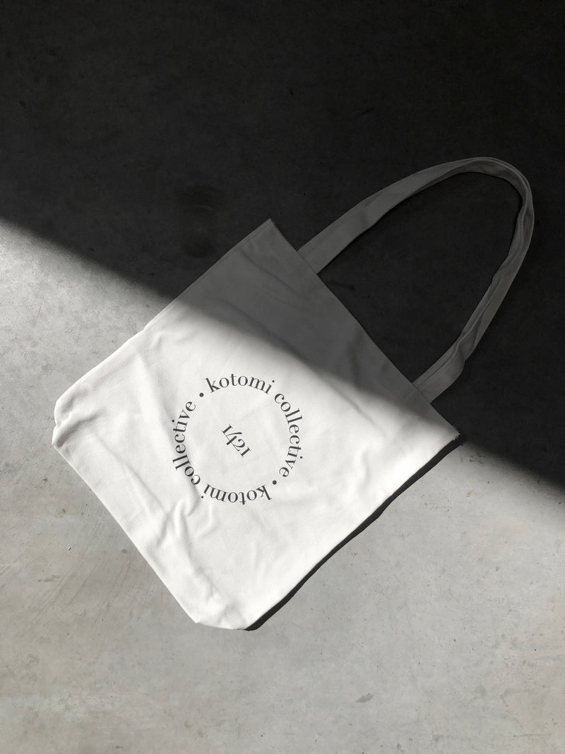 "Kotomi Collective ""1421"" tote"