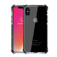 Crystal iPhone X Case
