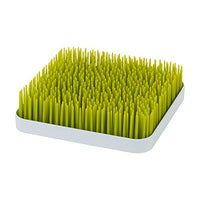 Boon Grass Countertop Drying Rack, Green/White