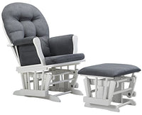 Angel Line Windsor Glider and Ottoman Cushion
