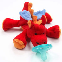 WubbaNub Infant Pacifier, Multiple Animals
