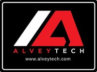 "AlveyTech 4-1/4"" Universal Handlebar Grip Set for Mobility, Recreational, Street, Wheelchair, Bicycles, etc"