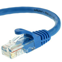 Mediabridge Ethernet Cable (15 Feet) - Supports Cat6/5e/5, 550MHz, 10Gbps - RJ45 Cord (Part# 31-399-15B )