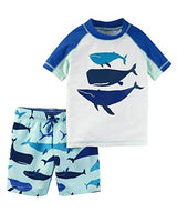 Carter's Baby Boys' Rashguard Set