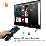 Air Mouse Keyboard Kodi Remote AMGUR MX3 2.4G Mini Wireless Keyboard and Air Mouse for Android TV Box Remote Raspberry Pi KODI Box Mini PC Nvidia Shield Samsung Smart TV Remote Keyboard