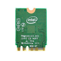 Intel Dual Band Wireless-AC 7265 802.11ac, Dual Band, 2x2 Wi-Fi + Bluetooth 4.0 - (7265NGW)