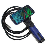 Aardvark Hi-Definition Inspection Camera System for Android & iOS (iPhone, iPad, iPod Touch) (AARDVARK HD3M)