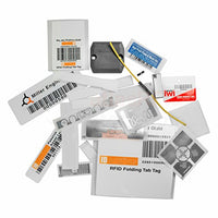 RFID Tag Sample Pack (UHF, Passive)