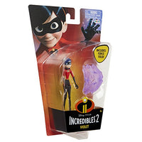 The Incredibles 2 Violet 4 Inch Action Figure, 4