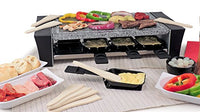 Swissmar KF-77088 Ticino 8- Person Raclette with Granite Stone Top