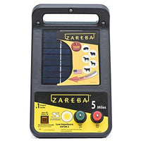 Zareba ESP5M-Z 5-Mile Solar Low Impedance Charger