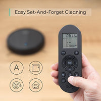 eufy BoostIQ RoboVac 11S (Slim), Super-Thin, 1300Pa Strong Suction, Quiet, Self-Charging Robotic Vacuum Cleaner, Cleans Hard Floors to Medium-Pile Carpets