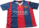 2014/2015 Fc Barcelona Home Lionel Messi 10 Football Soccer Kids Jersey (4-5 Years)