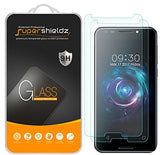 [2-Pack] Supershieldz for T-Mobile REVVL Tempered Glass Screen Protector, Anti-Scratch, Anti-Fingerprint, Lifetime Replacement Warranty