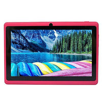 Yuntab 8GB Y88 7 inch Tablet Google Android 4.4 Quad-core Tablet PC HD 1024x600 Resolution Bluetooth with Dual Camera Google Play Pre-loaded External 3G Netflix, Skype, 3D Game Supported (Green)