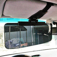 Zento Deals Tinted Sun Shield Extension and UV Rays Block Visor
