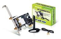 Gigabyte GC-WB867D-I REV Bluetooth 4.2/Wireless AC/B/G/N Band Dual Frequency 2.4Ghz/5.8Ghz Expansion Card