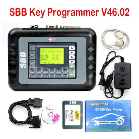 2014 Silca Immbolizer SBB V33 Key Programmer 9 Languages For Multi-Brands Car Auto Key Maker Newest Version V33.02 SBB Key Pro Locksmith