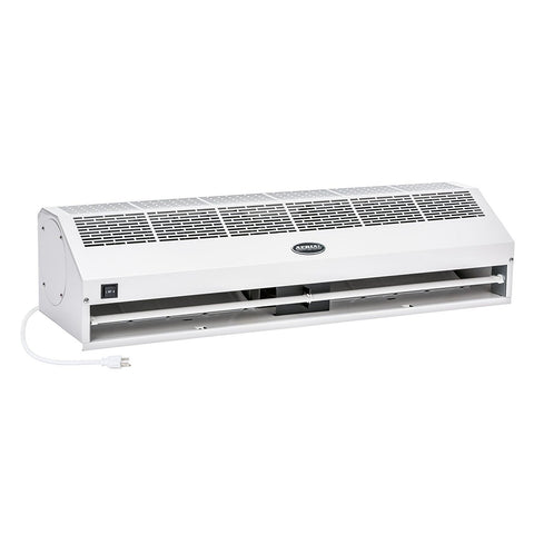 "Apex Aerial Titan-1 36"" (Inch) 1200 CFM Super Power High Air Volume Commercial Indoor Air Curtain with Free Heavy Duty Door Microswitch (Limit Switch) Welbon Aeolus-1"