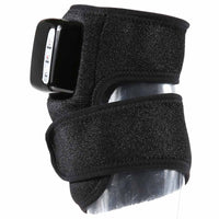 VIKTOR JURGEN Heat Knee Brace Wrap - Heated and Vibration Massage Knee and Joint Pain Relief Wireless Massager - Gifts for Mom/Dad/Men/Women