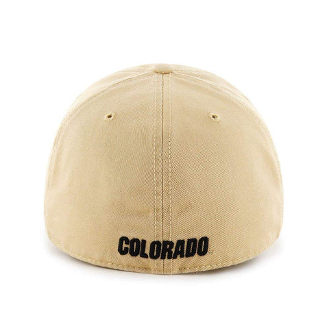 47Brand Colorado CU Buffalo Franchise Hat