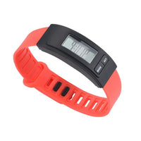 High Quality free shipping Multifunction Digital LCD Pedometer Run Step Walking Distance Calorie Counter outdoor equipment