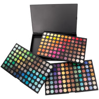 Professional 252 color Eyeshadow Palette Pigment Eye Shadow Palettes Make up Professional Makeup Cosmetic For women
