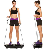 New Fitness Equipment Vibration Platform Workout Machine Exercise Equipment Body Building