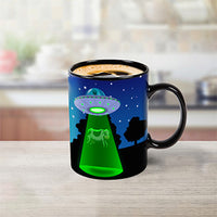 Color Changing UFO Mug