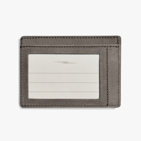 Shinola ID Card Case Outrigger Leather