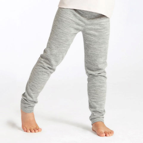 legging - grey marl