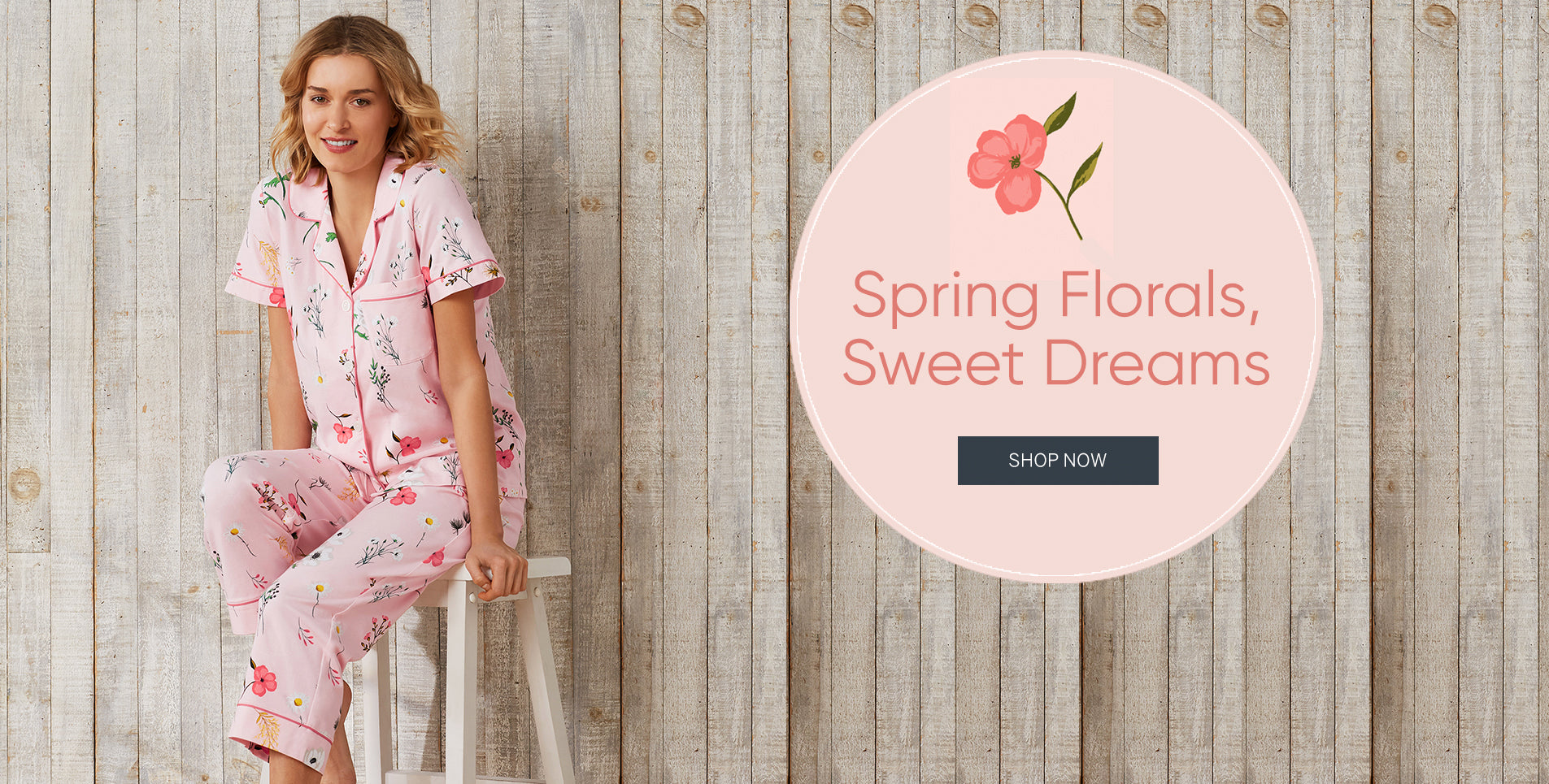 Spring Florals, Sweet Dreams items homepage