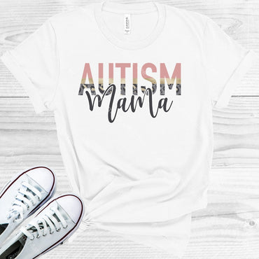 Autism Mama Graphic Tee Graphic Tee