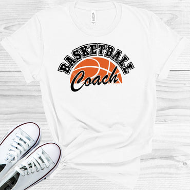 Basketball Coach Graphic Tee Graphic Tee
